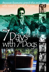 7 Days with 7 Dogs DVD Cover