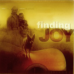 Finding Joy Soundtrack Album CD Cover