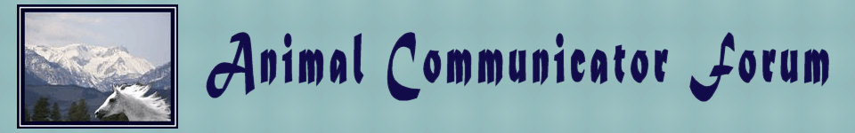 Animal Communicator Forum logo